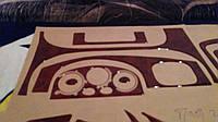 Декор салона Opel Vivaro. 25 элементов