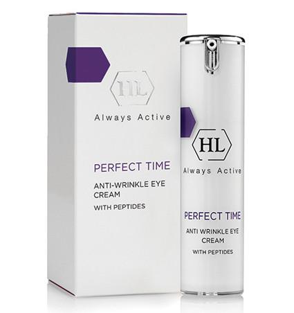 Holy Land  PERFECT TIME Anti Wrinkle Eye Cream Крем для век Холи Ленд 15ml