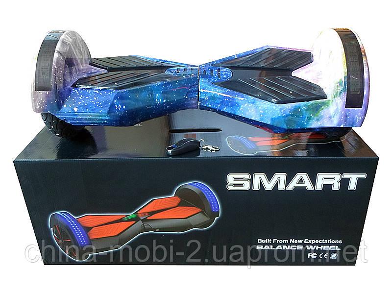 "Гироборд 10""  подсветка, колонка Bluetooth  Smart Balance l10-10"
