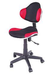Компьютерное кресло Q-G2 signal (красно/черный)