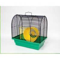 "Клетка ""Бунгало-Мини"" для малых грызунов, 28х18х28см, цинк"