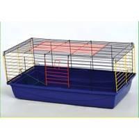 """Клетка """"Кролик-100"""", для кроликов, грызунов, 100х54х46 см, цинк"""