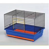 """Клетка """"КРОЛИК-МИНИ"""" для грызунов (кроликов), 47х30х30 см, цинк"""