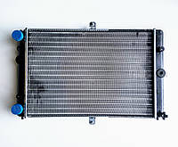Радиатор основной 2108 2109 21099 алюм. для карбюраторных двигателей