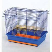 "Клетка ""ТЕДДИ"" для декоративных кроликов и морских свинок, 48х36х45 см, цинк"