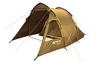 Четырехместная палатка Terra Incognita Camp 4 песочный