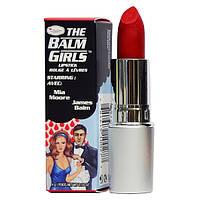 Помада theBalm Girls Lipstick  оттенок Mia Moore