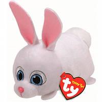 Кролик Снежок (10 см), Secret Life of Pets, Ty (42193)