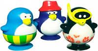 Игрушка для ванны Забавные пингвинчики (3 шт.), набор 2, Water Fun (23203)