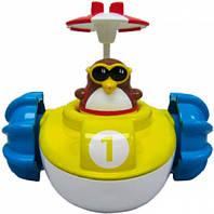 Игрушка для ванны Пингвинчик на водном велосипеде, Water Fun (23206)
