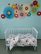 Детское постельное белье из 5 предметов