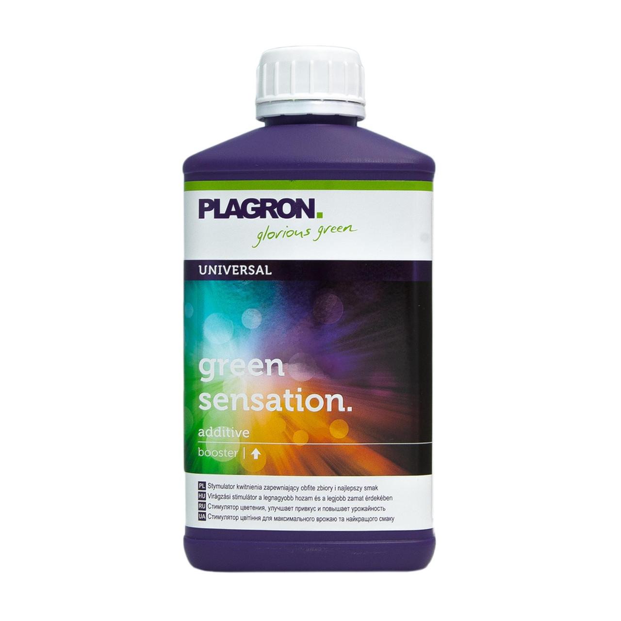 PLAGRON Green Sensation 1l удобрение для гидропоники. Оригинал. Нидерланды.