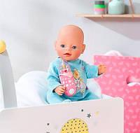 Интерактивная бутылочка для куклы Baby Born - Забавное кормление(звук), Zapf (822104)