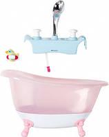 Интерактивная ванночка для куклы Baby Born - Веселое Купание (свет, звук), Zapf (822258)