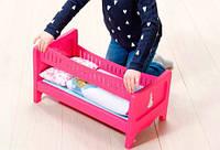 Интерактивная кроватка для куклы Baby Born Радужные сны (постельный наб., мобиль, свет, звук), Zapf (822289)