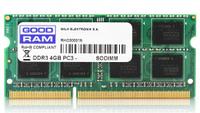 Память SO-DIMM (laptop), GOODRAM 8GB [1x8GB 1600MHz DDR3 CL11 1.35V SODIMM]