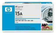 Картридж HP (C7115A) HP LaserJet 1000, HP LaserJet 1005, HP LaserJet 1200, HP LaserJet 1220, HP LaserJet 3300, HP LaserJet 3310, HP LaserJet 3320, HP