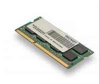 Память SO-DIMM (laptop), Patriot 2GB [1x2GB 1333MHz DDR3 CL9 SODIMM]