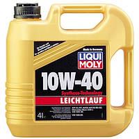 Моторное масло Liqui Moly Leichtlauf 10W-40 4л