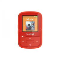 MP3, SanDisk Sansa Clip Sport Plus 16GB czerwona
