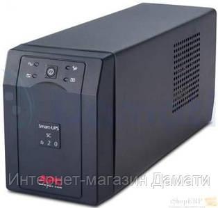 ИБП (UPS) линейно-интерактивный APC Smart-UPS SC 620VA (SC620I)