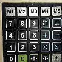 Коврик клавиатуры весов CAS ER