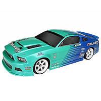 Автомобиль HPI Racing E10 2013 Ford Mustang GT 1:10 RTR 375 мм 4WD 2.4ГГц (HPI111277)
