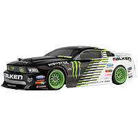 Автомобиль HPI Racing Falken Monster Mustang E10 2011 1:10 RTR 375 мм 4WD 2