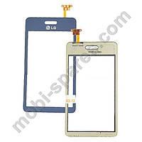 Сенсор LG GD510 синий