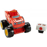 Fisher-Price Вспыш трансформер на радиоуправлении Nickelodeon Blaze & the Monster Machines, Transforming R/C Blaze Vehicle