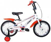 """Велосипед двухколёсный Azimut G 960 16"""" дюймов BI"""