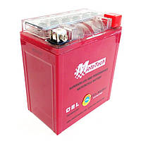 Мото аккумулятор АКБ 12V 7A (GEL)  высокий, узкий 115*70*130