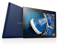 Планшеты с системой Андроид, Lenovo TAB2 A10-30L LTE (X30L) (ZA0D0040PL) ciemno-niebieski