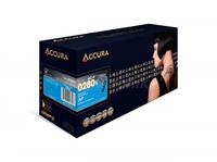 Аксесуары для принтеров Accura toner HP No.  80X (CF280X)