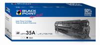 Аксесуары для принтеров, Black Point do HP (CB435A)