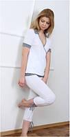 Пижама женская, комплект для дома, домашняя одежда, Shato, Шато