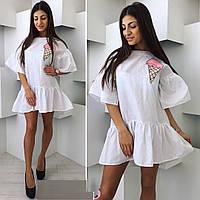 Платье Мороженое ор189