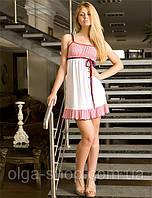 Домашнее платье, сорочка, ночная рубашка женская, Shato, Шато, домашняя одежда, для дома