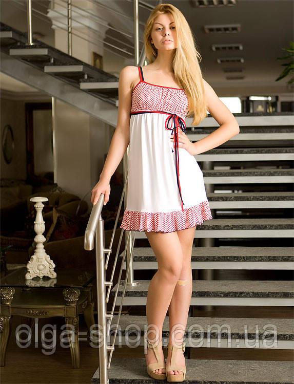4545ecf40650 Домашнее платье, сорочка, ночная рубашка женская, Shato, Шато, домашняя  одежда,