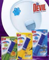 Dr.Devil блоки для унітазу