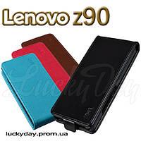 Флип чехол J&R для Lenovo z90