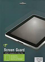 Acer Iconia_Tab_W500, глянцевая пленка