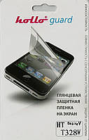 HTC Desire_V , глянцевая пленка T328w Dual