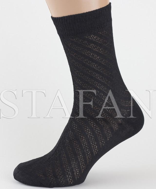 f53ba17bdf828 Мужские летние носки. Размер 44-46. Состав: хлопок 80%, полиамид 17,5%,  эластан 2,5%.