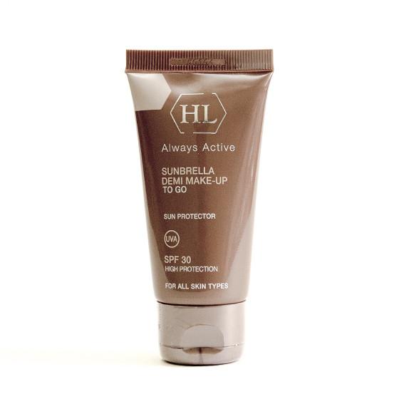 Holy Land Sunbrella Demi Make-Up Солнцезащитный крем с тоном, 50мл