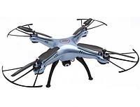 Квадрокоптер Syma X5HC c HD камерой RTF 2,4 ГГц 330 мм (X5HC blue)