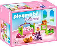 Игровой набор Королевская детская комната, Playmobil