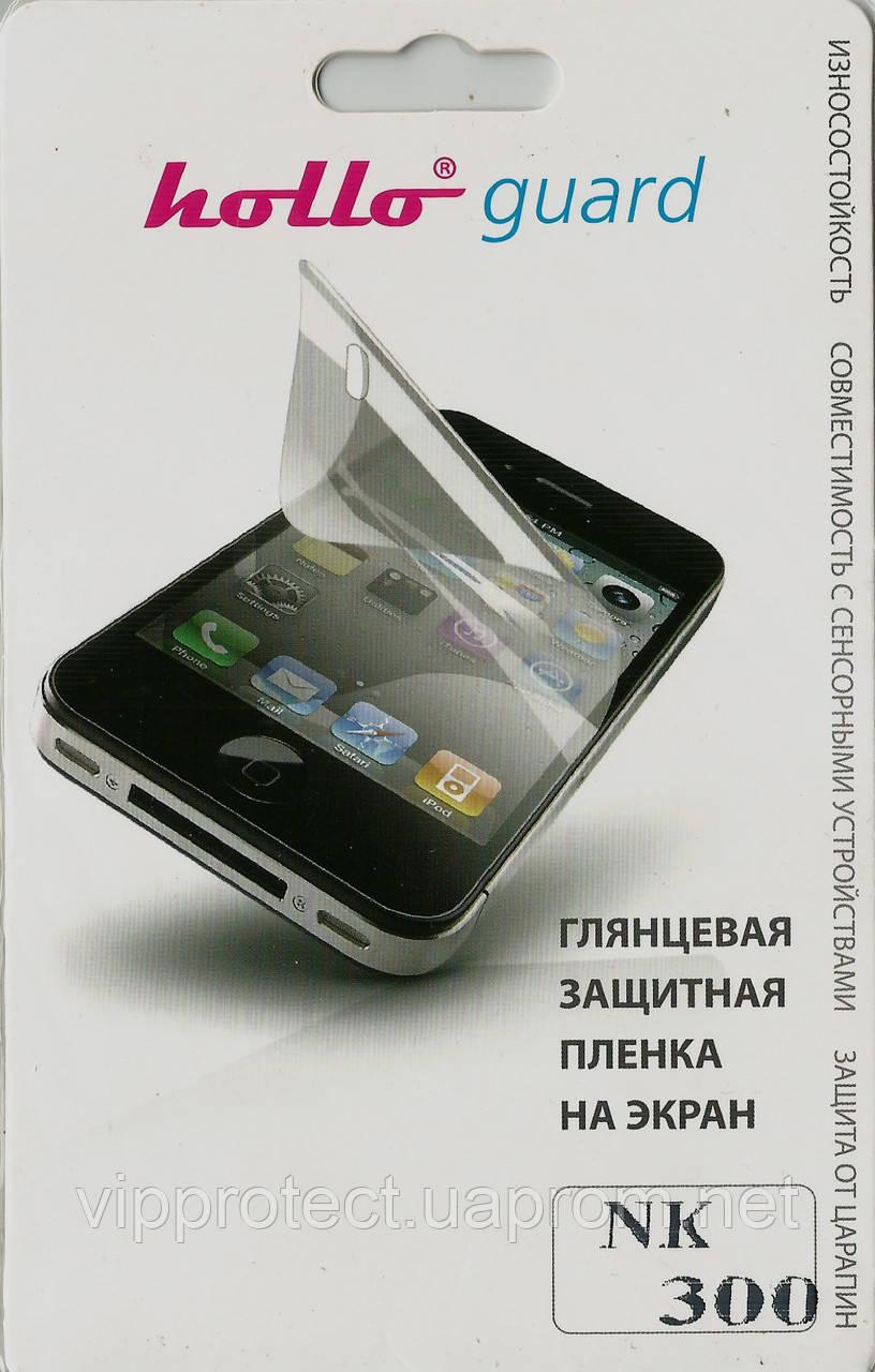 Nokia 300, глянцевая пленка Asha