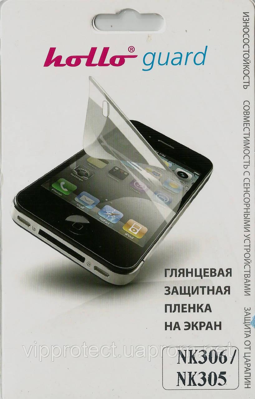 Nokia 306, глянцева плівка (305) Asha