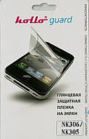 Nokia 306, глянцевая пленка (305) Asha